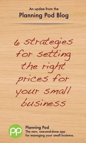 Setting prices and pricing strategy for small businesses