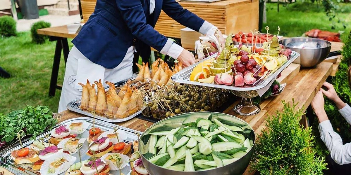 Catering Sales Strategy - Free Samples