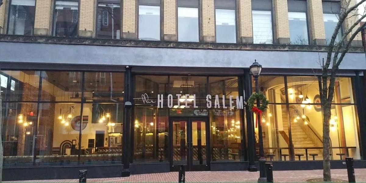 Hotel Salem - Hotel Event Management Software - Planning Pod