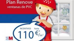 Logo del plan renove de la Comunidad de Madrid