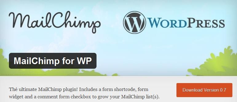 MailChimp-para-WordPress