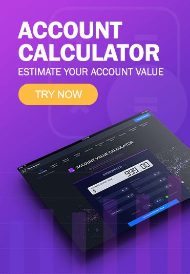 Account Value Calculator
