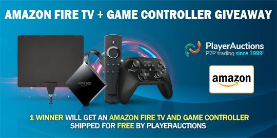 Gaming Giveaways