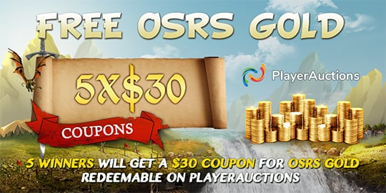 OSRS Giveaway