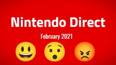 Nintendo Direct 2021 Announcements