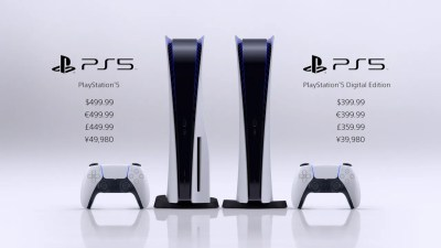 The PlayStation 5 was launched in November, starting at 9 for the PS5 Digital Edition and 9 for the PS5 with Ultra HD Blu-Ray Disc Drive – PS5