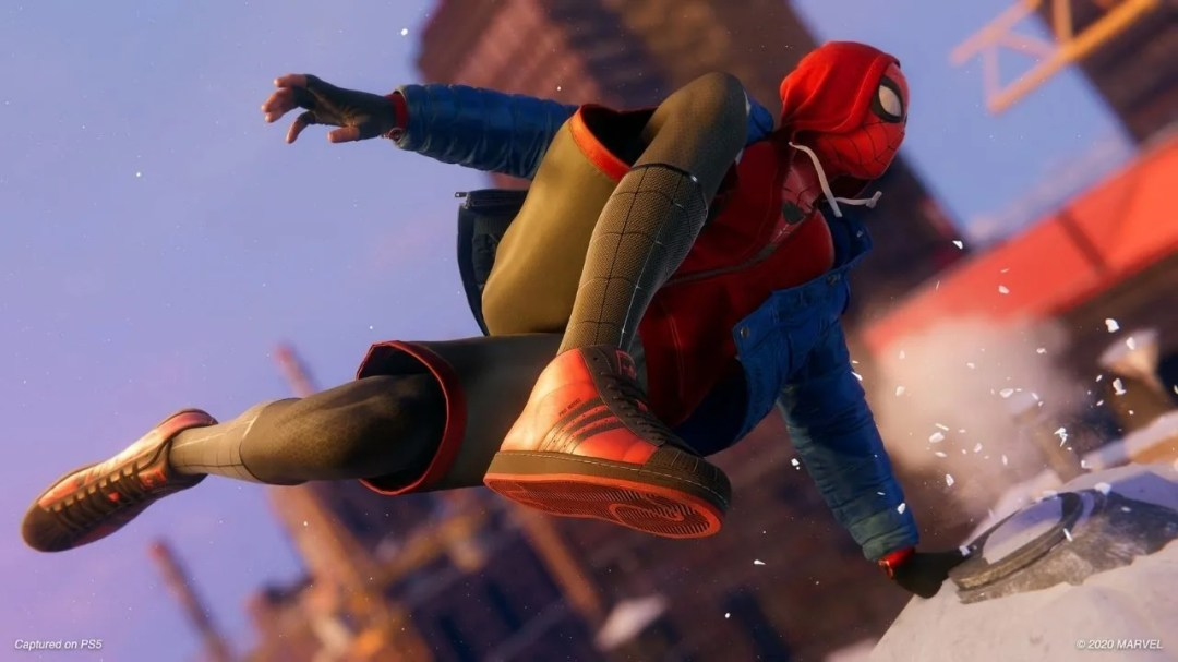 Image result for miles morales ps4 hoodie suit