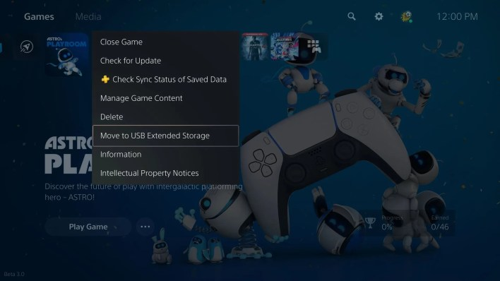 Το update του PS5 για τον Απρίλιο φέρνει  υποστήριξη εξωτερικού σκληρού δίσκου και πολλά ακόμα!