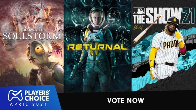 Players' Choice: Vote for April's best new game 2
