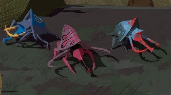 A look at Stonefly's bugged-out art design, out today on PS5 and PS4 2