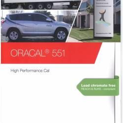 Oracal 551 High Performance Cal