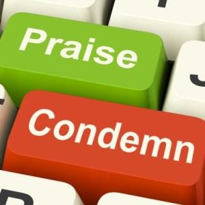 Management by criticism