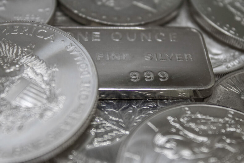 Silver vs. the S&P 500: History Says One Could Be Crushed, the Other a Super-Charged Bubble