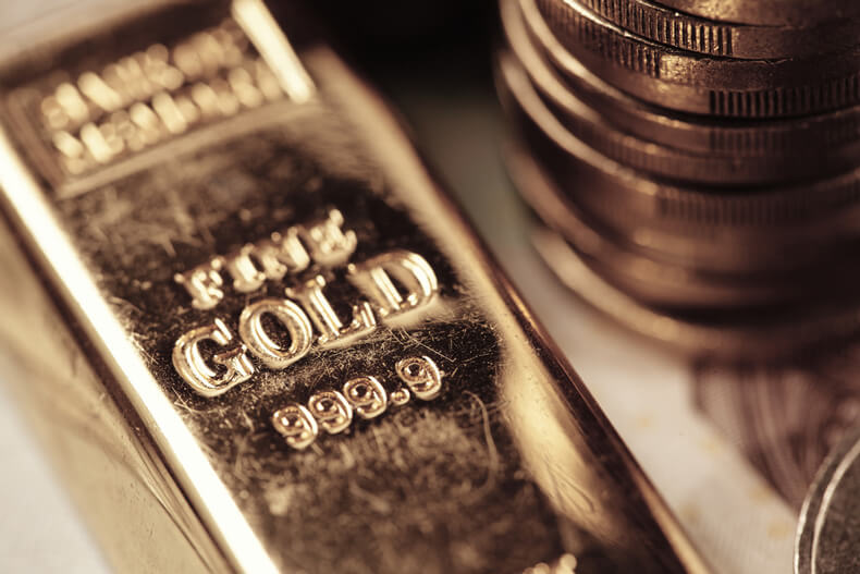 Gold's Highest Quarterly Close in History.