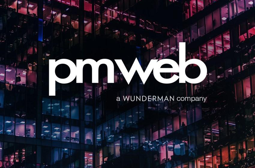 Ladies and gentlemen: Pmweb, a Wunderman company