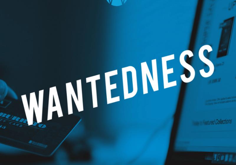 "Wunderman revela o conceito de ""Wantedness"""