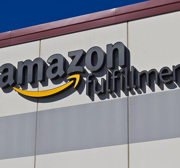 Visita técnica ao CD da Amazon