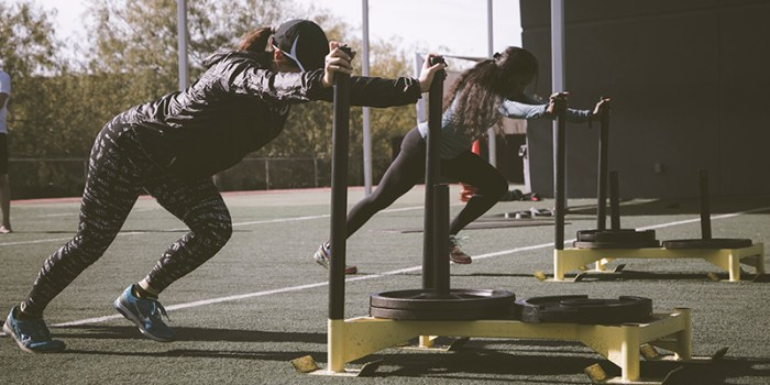 fitness HIIT