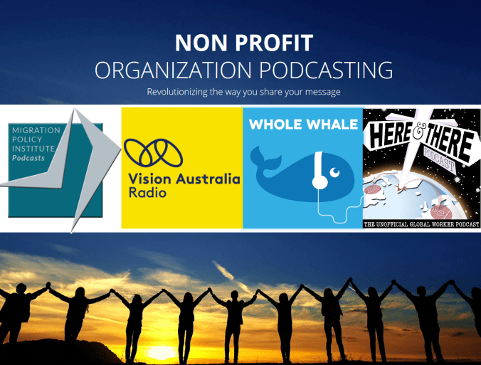 non profit organization podcasts