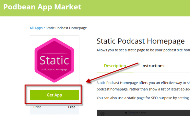 static_podcast_homepage