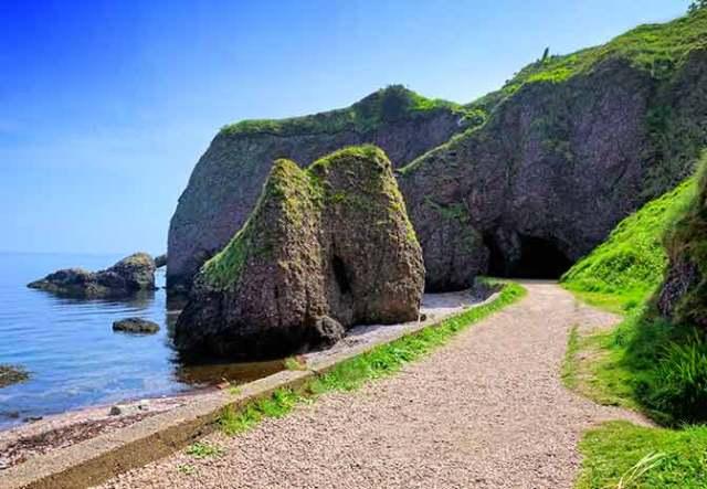 Game of Thrones® Tours - Cushendun Caves