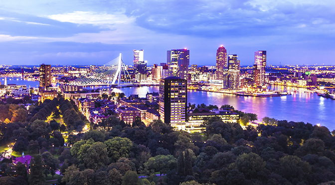 10 Things to do in Rotterdam