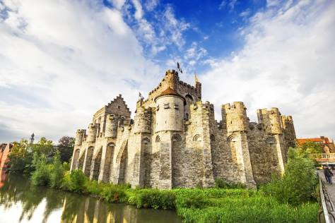 Things to do in Ghent: Gravensteen Castle Ghent