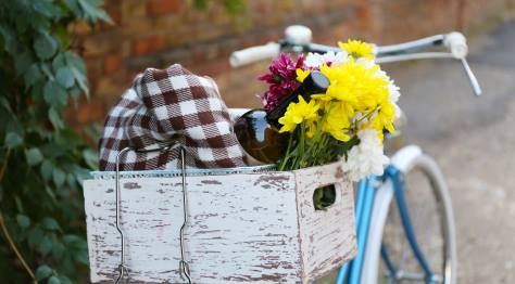 Bike around Bordeaux