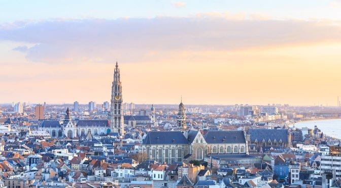 A Day in Antwerp: Belgium's Diamond City