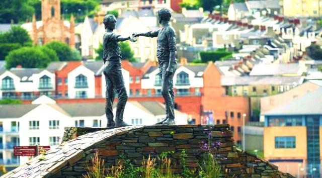 European Delicacies: Derry Northern Ireland City