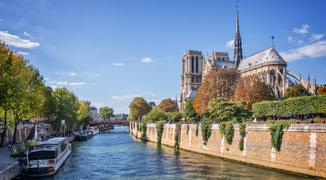 European river tours: the best waterways from Paris to Amsterdam