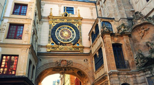 European Delicacies: Rouen Nomandy France