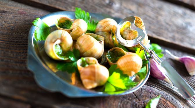 A Guide to Eating Escargots in France