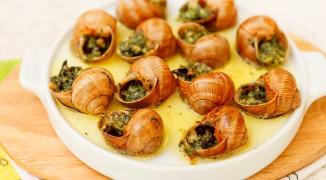 A Guide To Eating Escargots In France P O Ferries Blog
