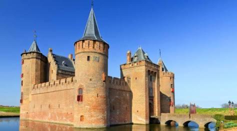 Castle Muiderslot Netherlands