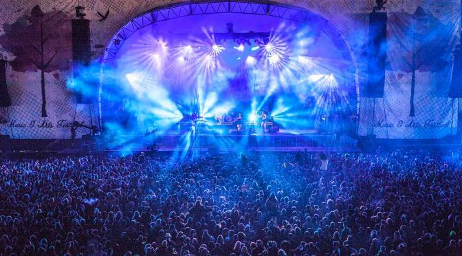 Four of the Best European Music Festivals in 2016