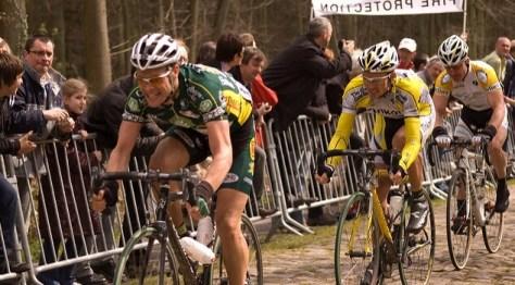 Cycling the Paris-Roubaix