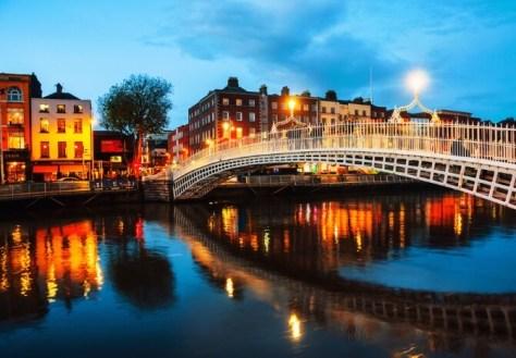 Bartending school in Dublin