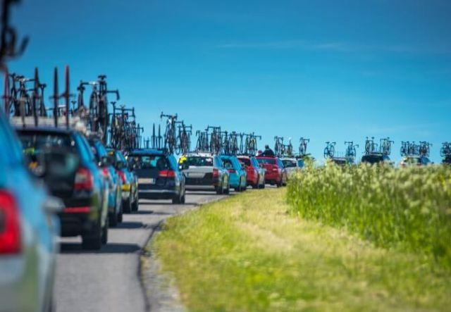Road closures for the Tour de France
