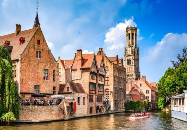 Discover three cities in one day with a Belgian road trip