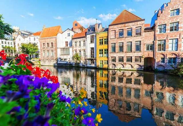 Affordable weekend getaways for couples - Ghent