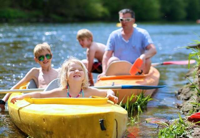 Family Activity Holidays in France - Ardèche