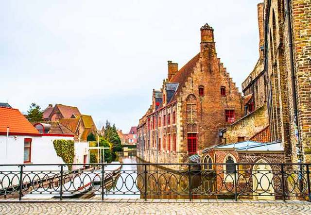 Hull to Zeebrugge Mini Cruise Destinations - Bruges