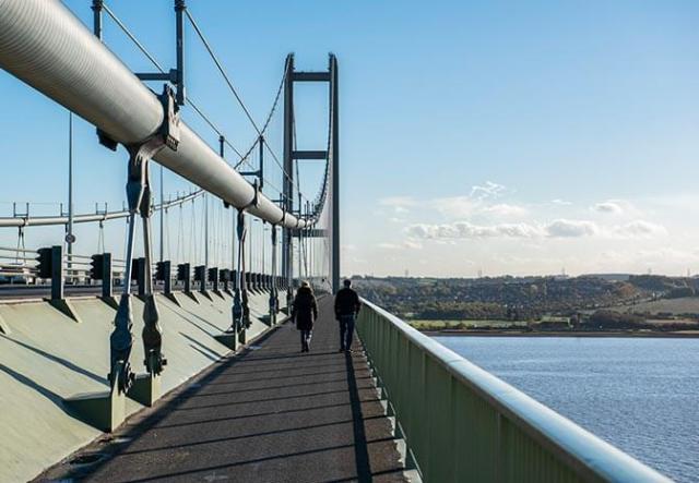 Things to do in Hull - Humber Bridge