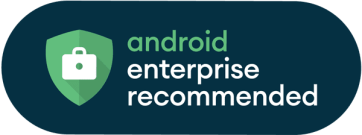 Android Enterprise Recommended Badge.