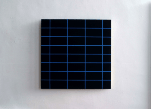 Winston Roethe, Blue Light Dark, 2006