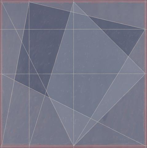 Jack Tworkov, Alternative IX, 1978. Image from Alexander Gray Associates. See link above.