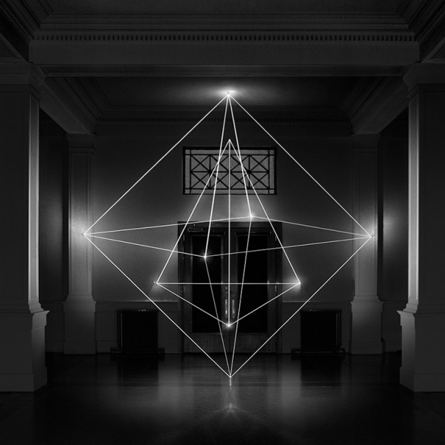 James Nizam, Nested Polyhedra, 2014. Image from Colossal. Click images for article.