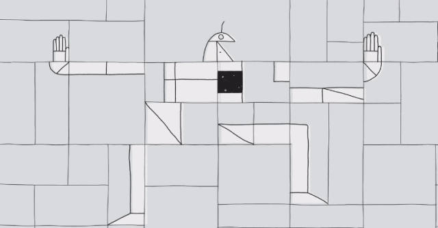 Daniel Savage's video captures how it feels sometimes when you're meshing. Click image for video.
