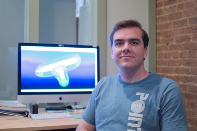 Brody Nutt, Intern on the Technical Support Team.